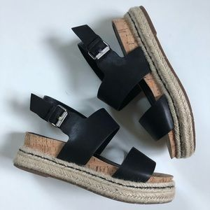 145fb9dc95f Marc Fisher Shoes - Marc Fisher  Oria  espadrille platform sandal